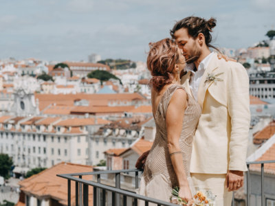 Wedding in Lisbon